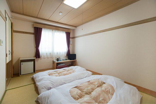 AISシンプルプラン 和室 素泊まり 画像2